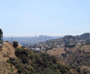 city hills
